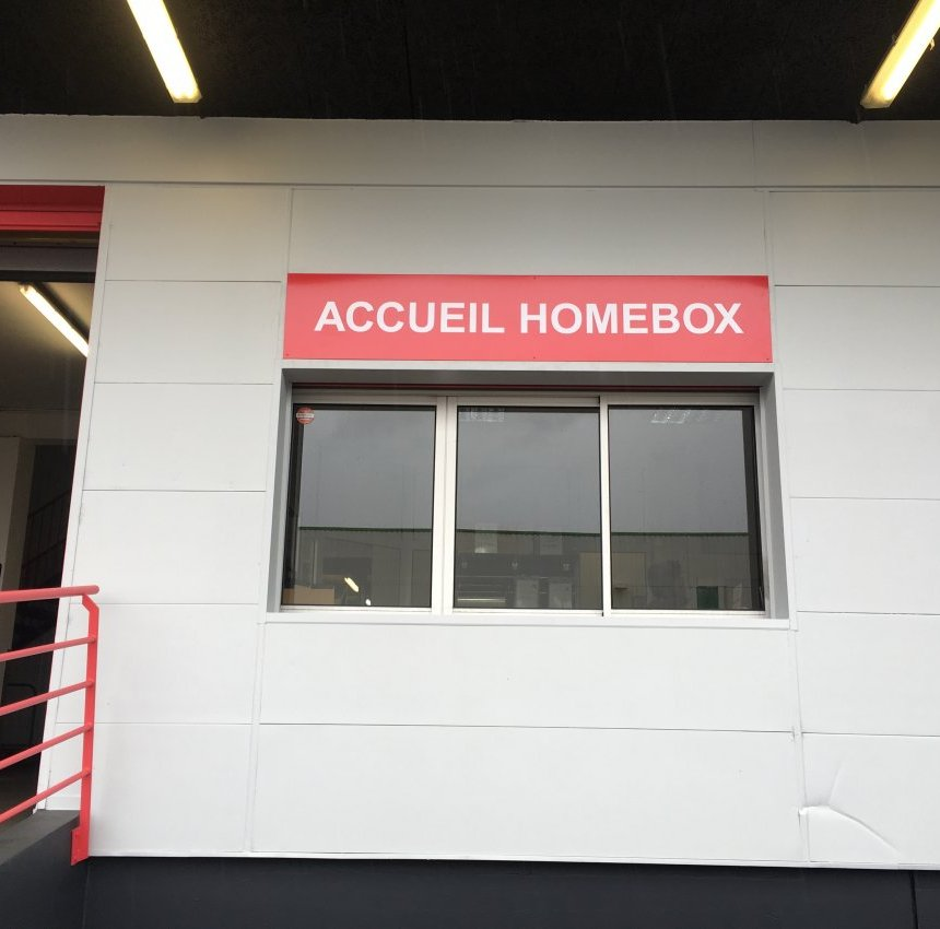 Home box Toulouse